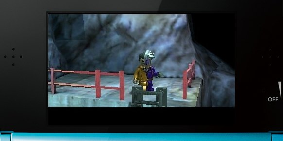 Lego Batman 2 (3DS)