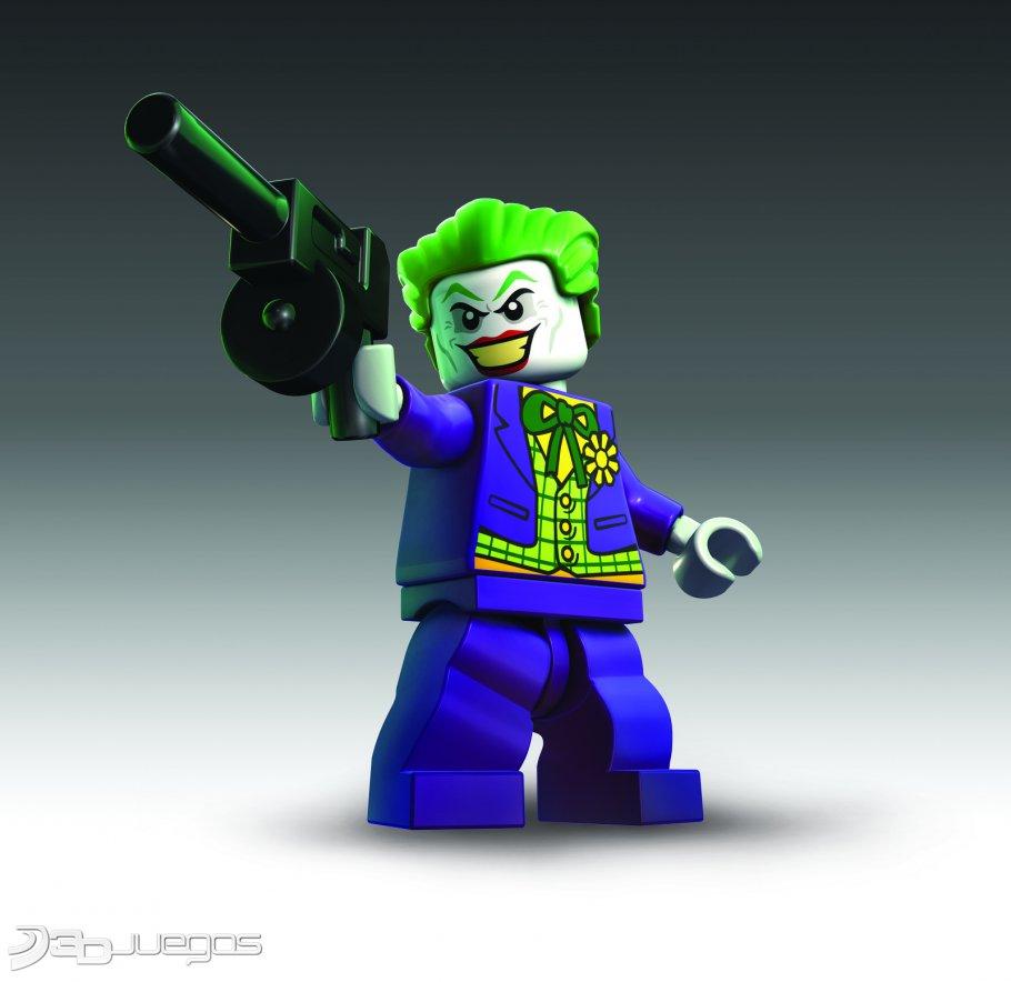 Lego batman 2 dc super heroes para wii 3djuegos for Videos de lego batman