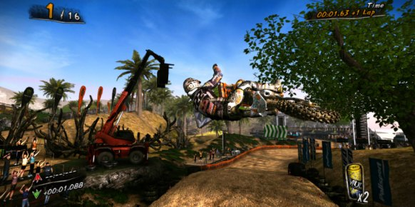 MUD - FIM Motocross PS3