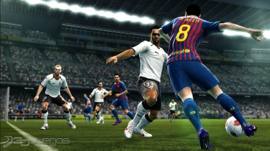 PES 2013 - Impresiones E3 2012