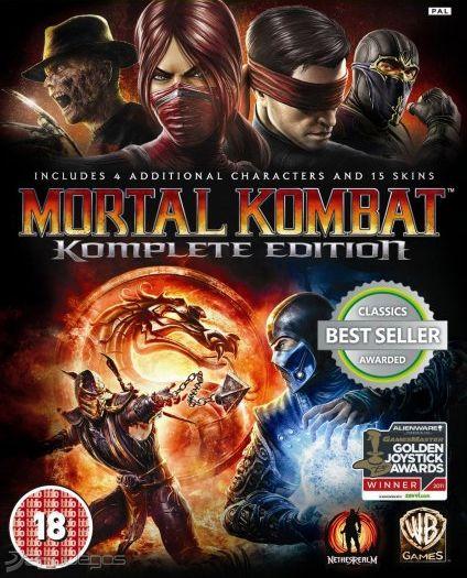 Mortal Kombat: Komplete Edition (Repack/6Gb) (Español) (PL)