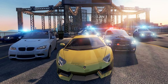 Need for Speed Most Wanted (PlayStation Vita)