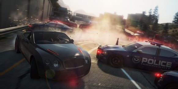 Need for Speed Most Wanted (Wii U)