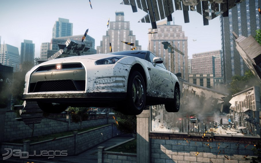 Need for Speed Most Wanted - Impresiones E3 2012