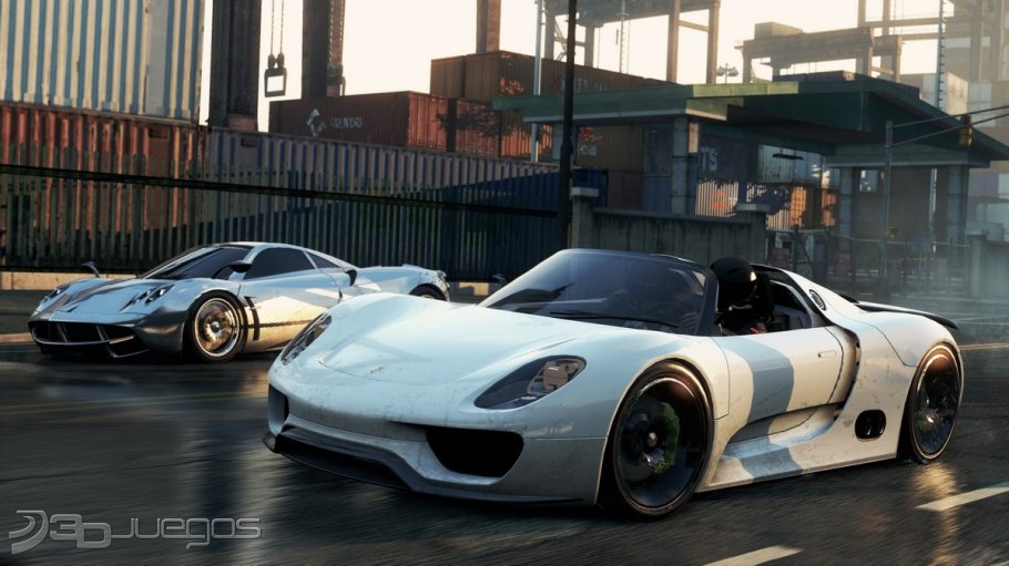 Need for Speed Most Wanted - Impresiones Multijugador
