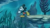 Epic Mickey: Mundo Misterioso - Gameplay: Bajo el Mar