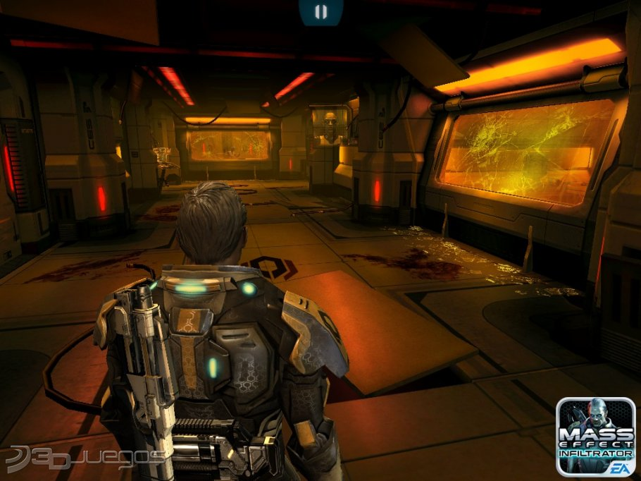 Mass Effect Infiltrator - An�lisis
