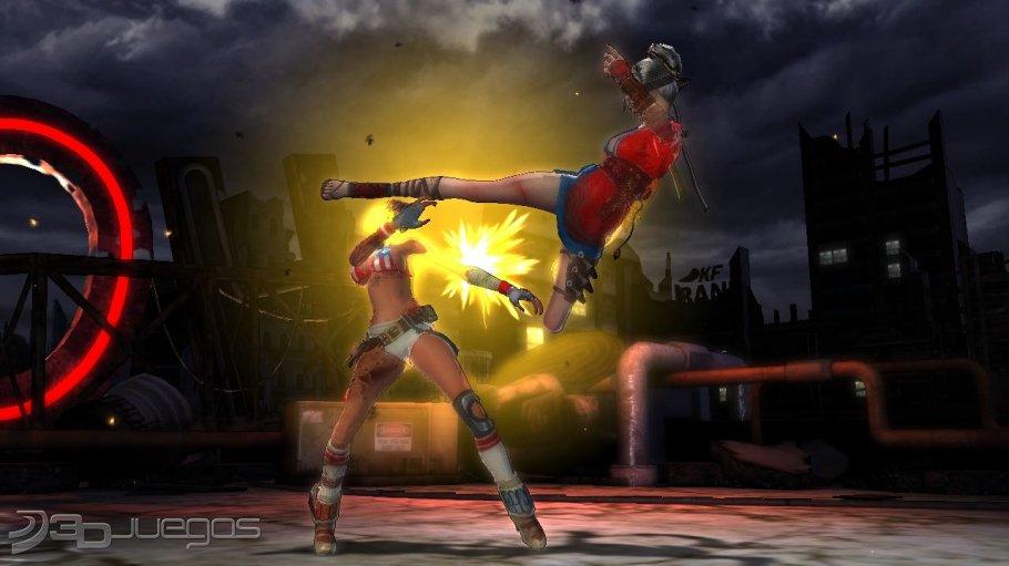 Girl Fight - An�lisis