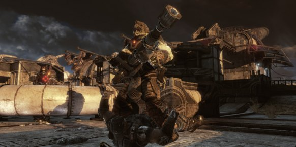 Gears of War 3 Forces of Nature an�lisis
