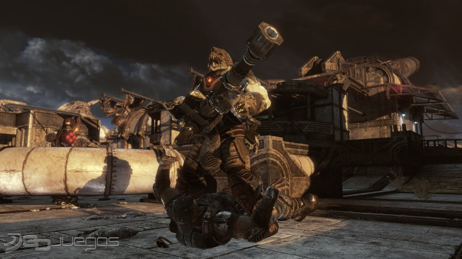 Gears of War 3 Forces of Nature - An�lisis