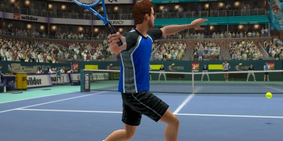 Virtua Tennis Challenge iPhone