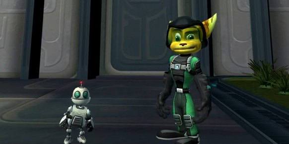 Ratchet & Clank Trilogy HD (PlayStation 3)