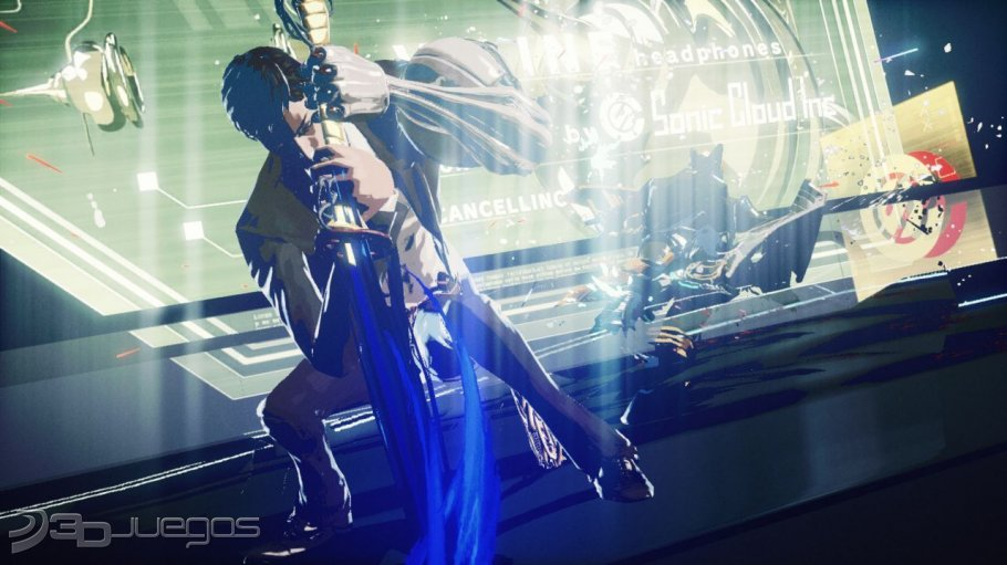 Killer is Dead - An�lisis