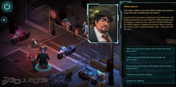 Shadowrun Returns - An�lisis