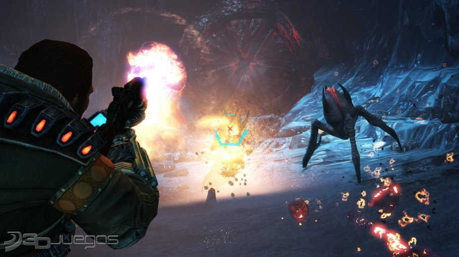 Lost Planet 3 - An�lisis
