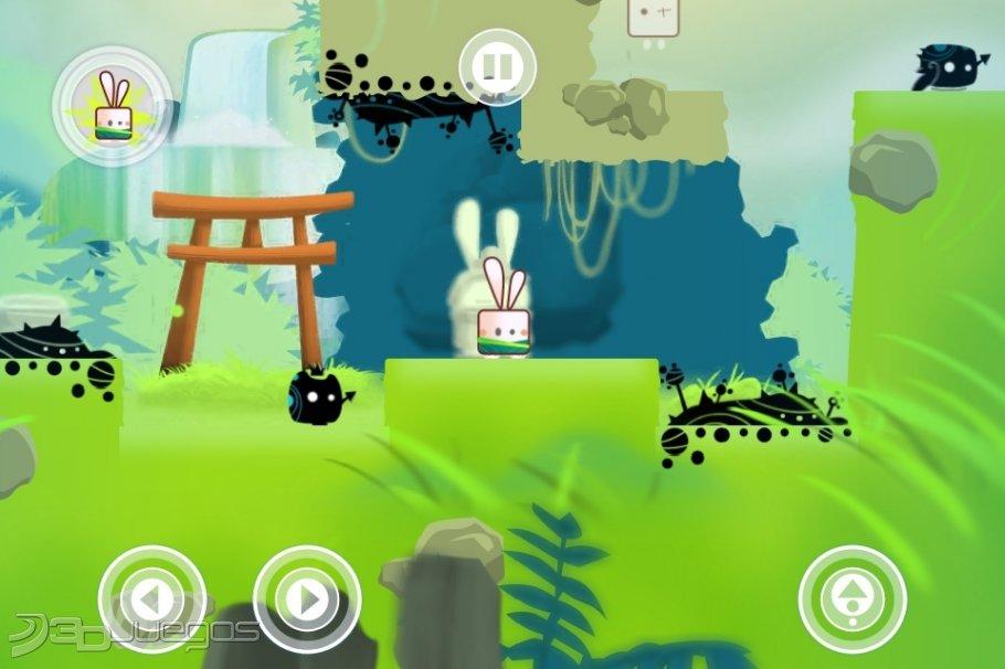Kung Fu Rabbit - Wii U