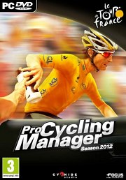 Car�tula oficial de Pro Cycling Manager 2012 PC