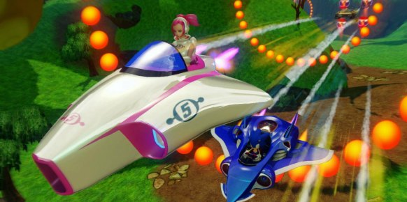 Sonic & All-Stars Transformed (Xbox 360)