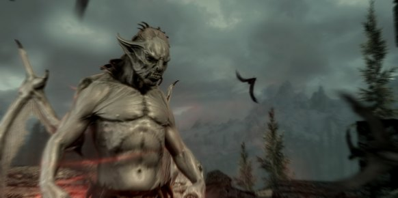 Skyrim Dawnguard (PC)