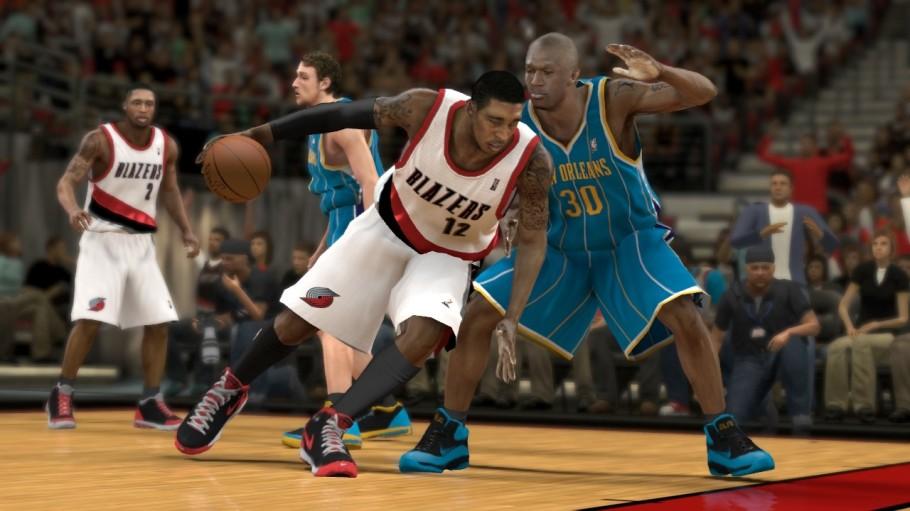 NBA 2K13 - Primer contacto