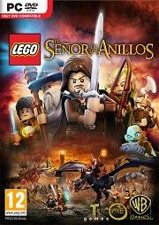 Car�tula oficial de LEGO El Señor de los Anillos PC