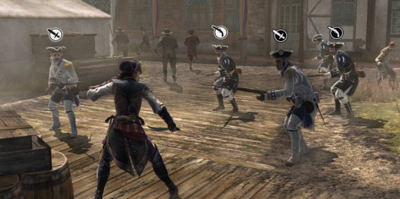 Assassin's Creed 3 Liberation Vita