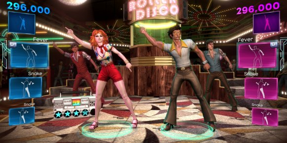 Dance Central 3 X360