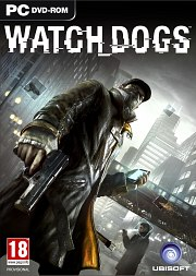 Car�tula oficial de Watch Dogs PC
