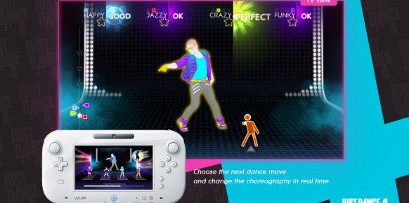 Just Dance 4 análisis