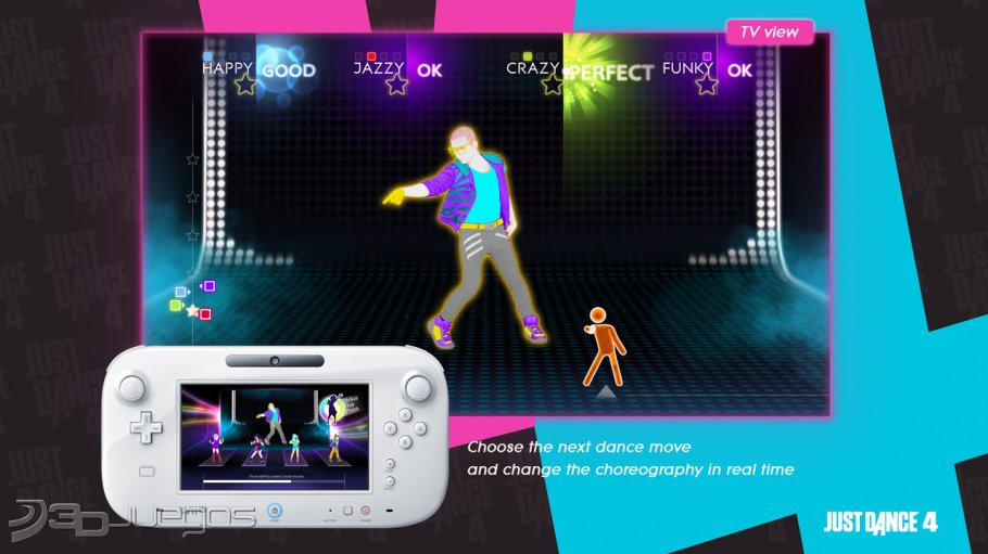 Just Dance 4 - An�lisis
