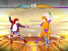 Pantalla Just Dance 4