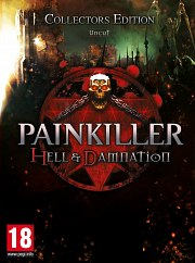 Car�tula oficial de Painkiller: Hell & Damnation PC