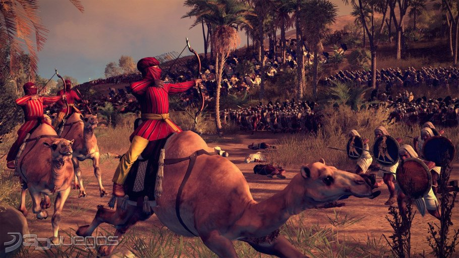 Total War Rome II - An�lisis