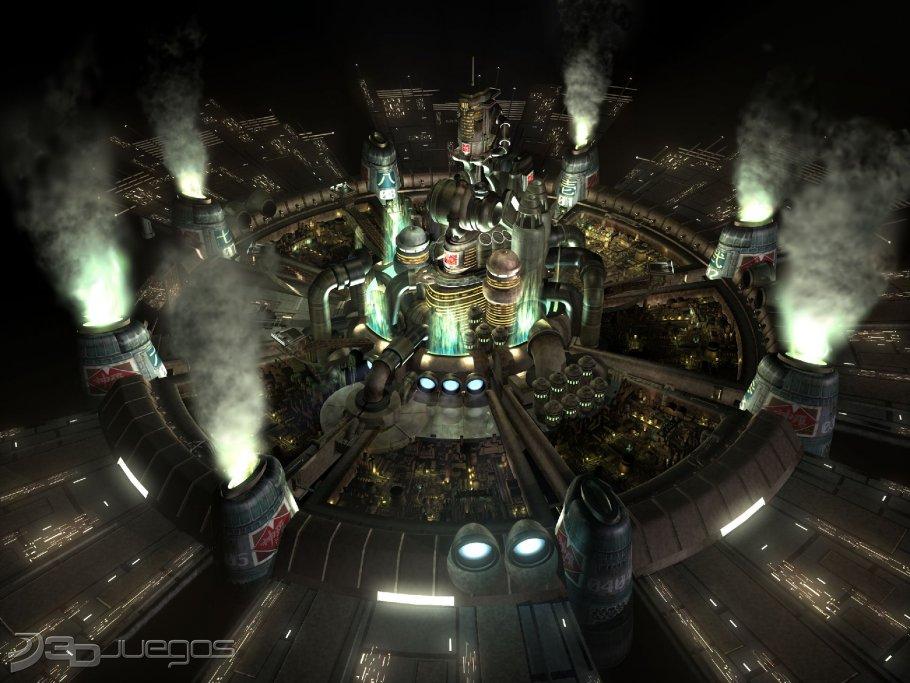 Final Fantasy VII - Avance
