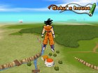 Pantalla Dragon Ball Z Budokai HD