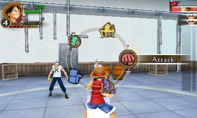 One Piece Romance Dawn (Nintendo 3DS)