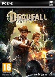 Car�tula oficial de Deadfall Adventures PC