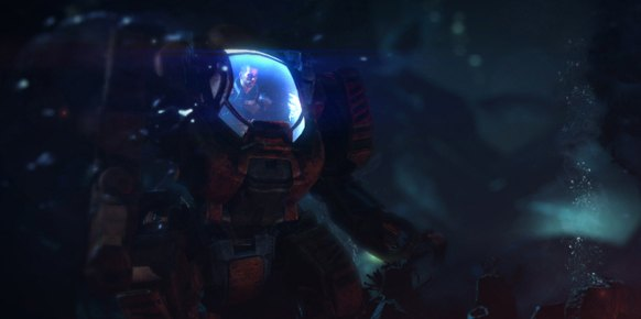 Mass Effect 3 Leviathan: Primer contacto
