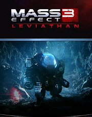 Car�tula oficial de Mass Effect 3: Leviathan PC