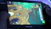 Tearaway - Captura Gameplay E3