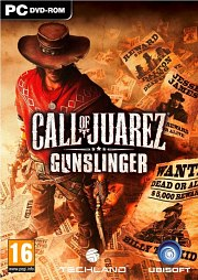Carátula oficial de Call of Juarez: Gunslinger PC