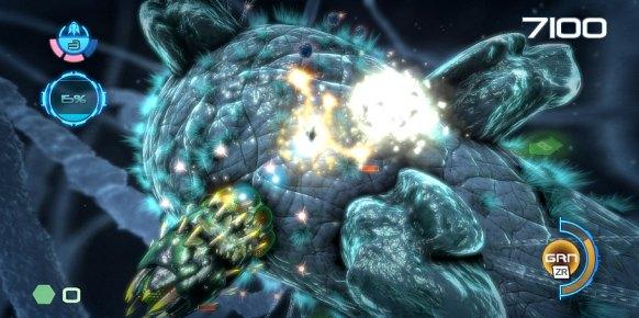 Nano Assault Neo (Wii U)