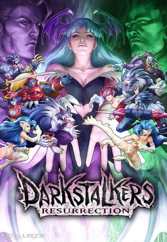 Darkstalkers Resurrection (Juegos 2014)
