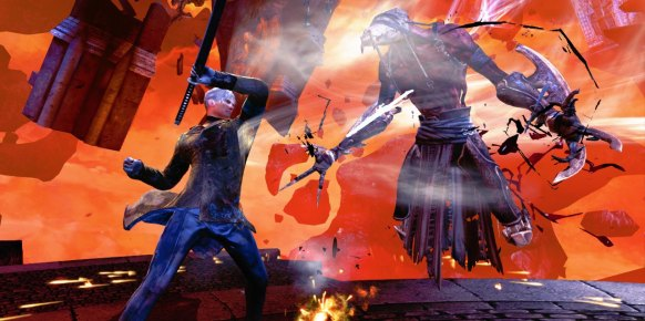 DmC - La Caída de Vergil (Xbox 360)