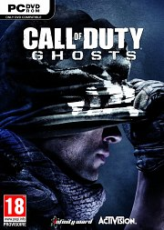 Car�tula oficial de Call of Duty: Ghosts PC