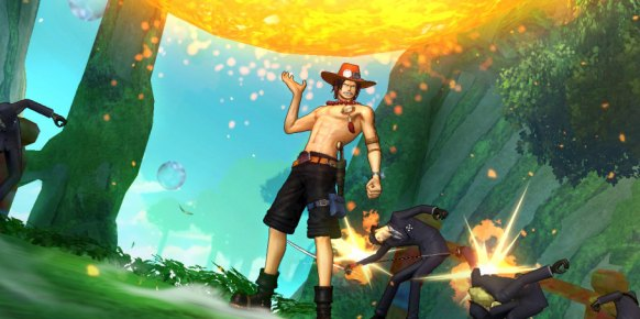 One Piece Pirate Warriors 2 (PlayStation 3)