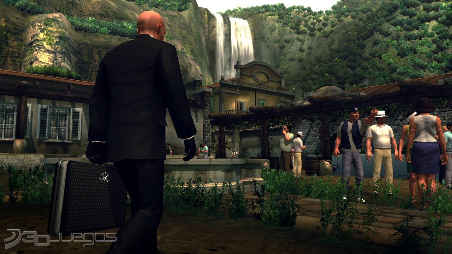 Hitman HD Trilogy - An�lisis