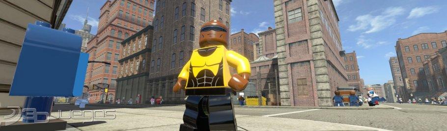Imagen lego marvel super heroes ps3