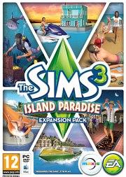 Car�tula oficial de Los Sims 3: Aventuras en la Isla PC
