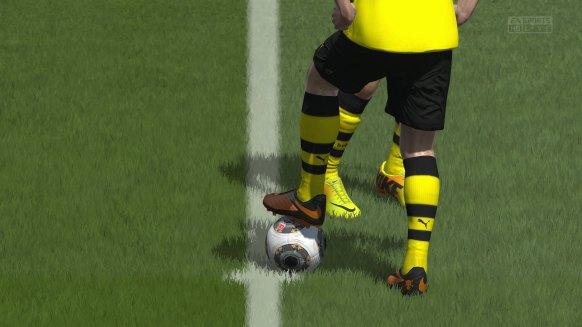 Análisis - FIFA 14-  (PS4 Y Xbox One)